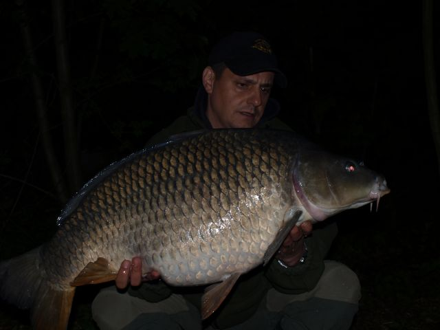 Detail fotografie - Kapr, Boilies Boss2 - Oliheň, 15,1 kg, Ústecký kraj