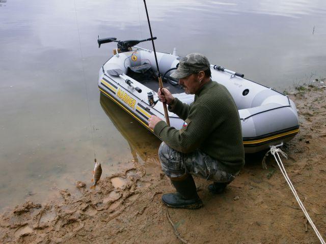 Detail fotografie - Rybářské téma, Jihočeský kraj