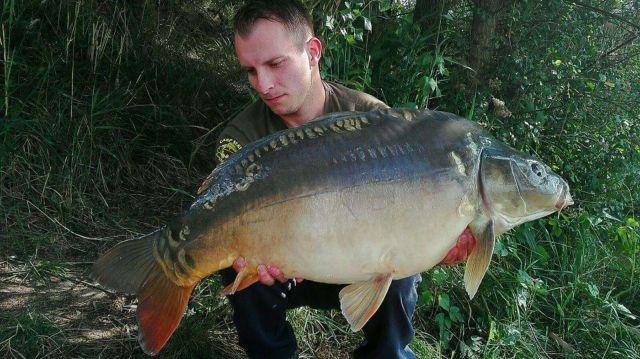 Detail fotografie - Kapr, 13,7 kg, Ústecký kraj