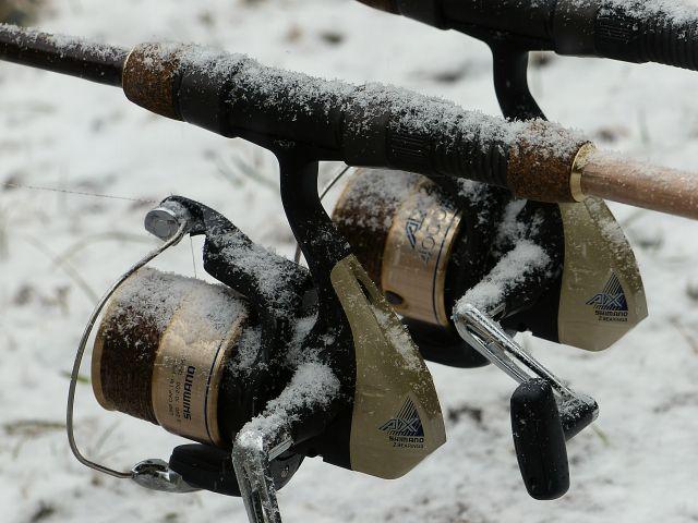 Detail fotografie - Rybářské téma, Ústecký kraj