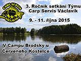 3. ročník setkání Týmu Carp Servis Václavík