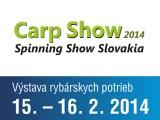 Carp Show & Spinning Show Slovakia 2014