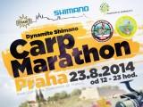 Prezentace na Carp Marathonu Praha