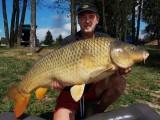 Dovolená na rybníku Brodský