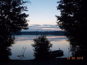 V�prava na jezero �t�t