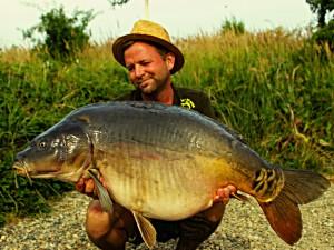 Single rybářská dovolená