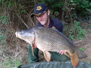 Parádní ryba a velká radost